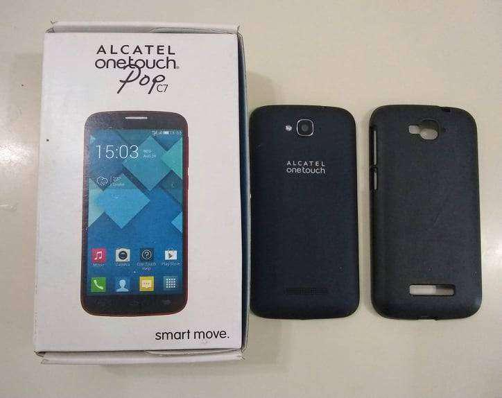 Alcatel one touch pop c7 impecable!