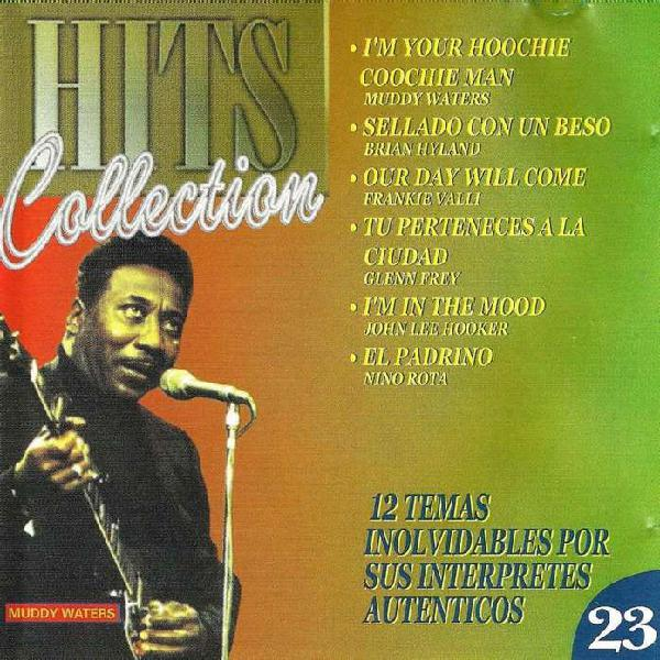 Cd de interpretes varios hits collection nº 23 año 1998