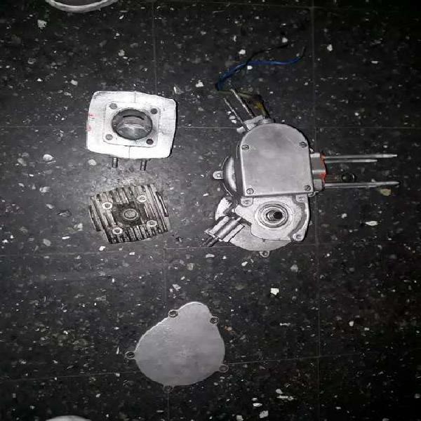 Motor de bicimoto partes o repuestos