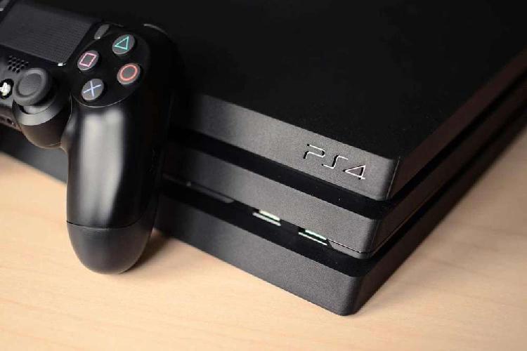 Vendo PS4 PRO 1 TB