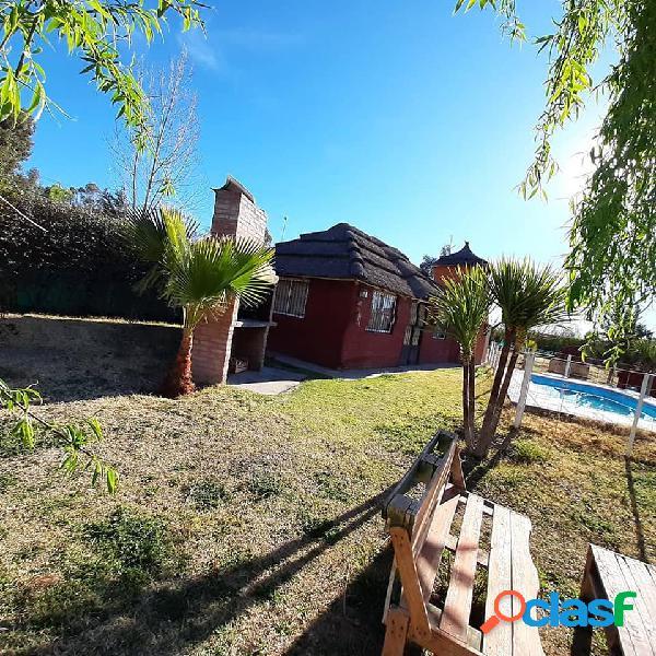 Vendo permuto casa con quincho y piscina en Las Paredes San Rafael Mendoza (45) 1