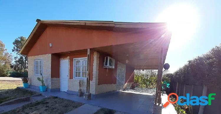 Vendo permuto casa con quincho y piscina en Las Paredes San Rafael Mendoza (45) 3
