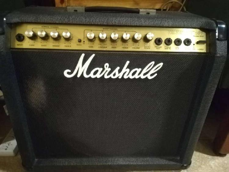 Amplificador marshal valvestate 8040 -40w ingles -parlante