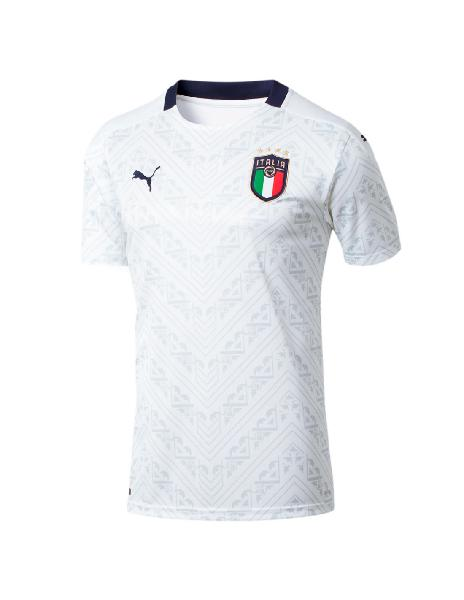 Camiseta puma italia away replic