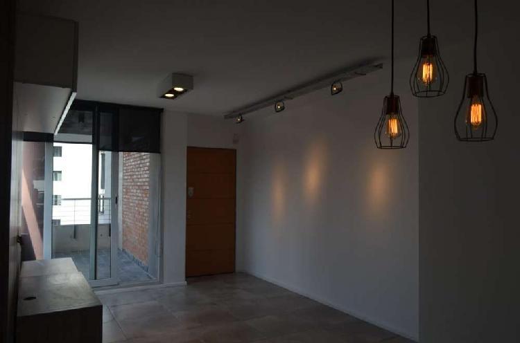 Departamento 1 dormitorio con cochera - zona norte - barrio