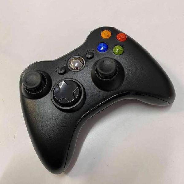Joystick mando xbox 360 inalambrico wireless 2.4ghz
