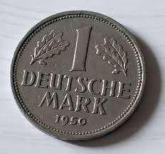 Monedas de alemania leer