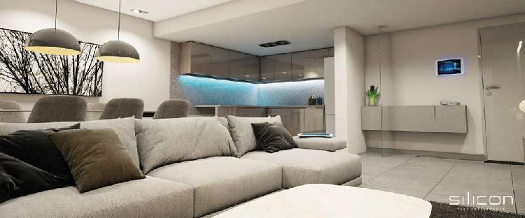 Silicon - proyecto con domotica - 2 dormitorios premium -