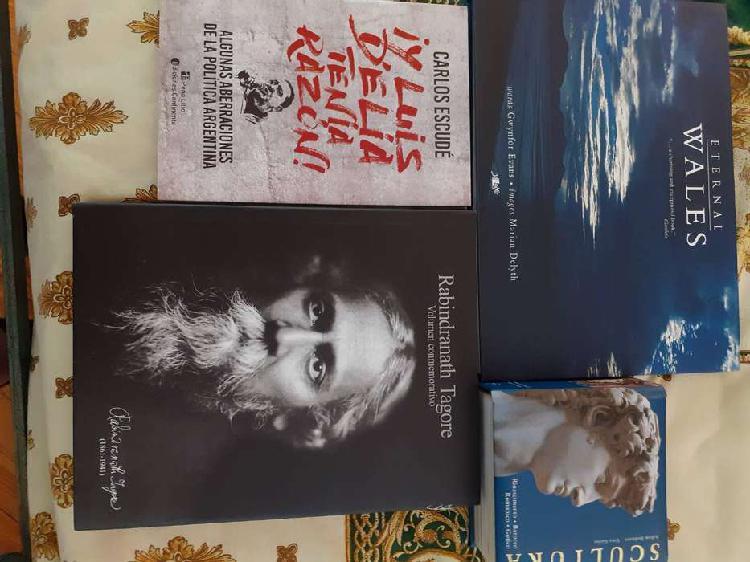 70 libros de diversos temas