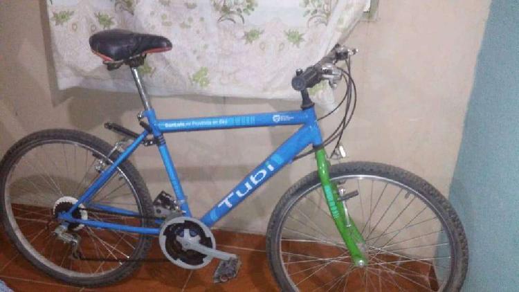 Bicicleta tubi