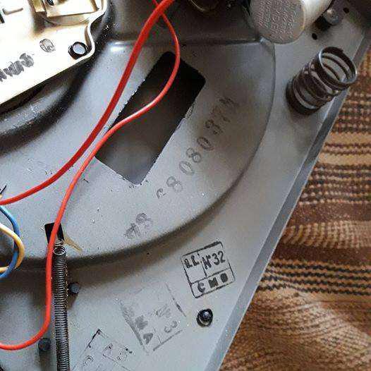 Bandeja winco gira disco velocidades 33 45 75. discos de