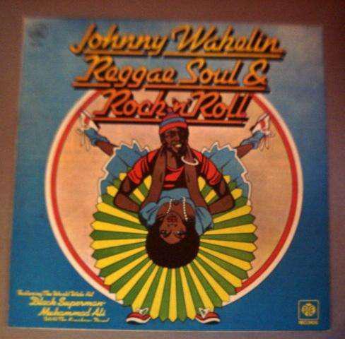 Disco lp johnny wakelin reggae soul rock