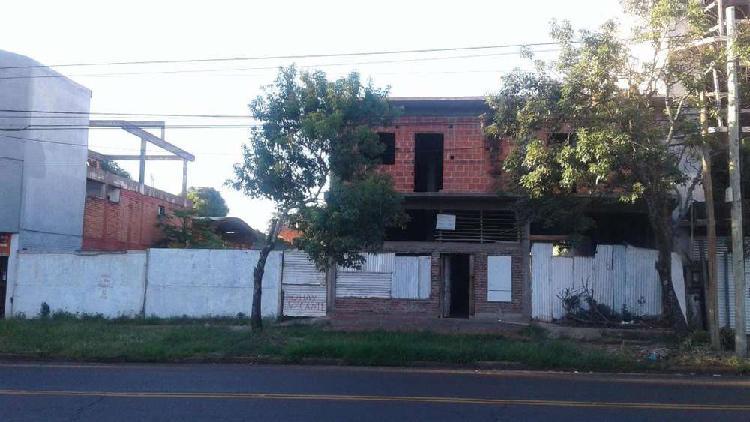 Imperdible propiedad a terminar sobre avenida cabred.