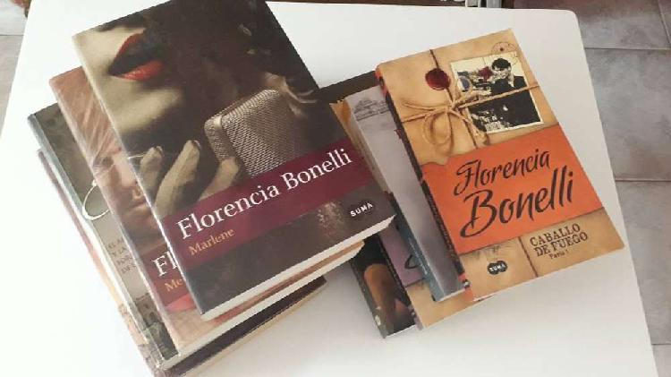 8 libros de Colección de Florencia Bonelli