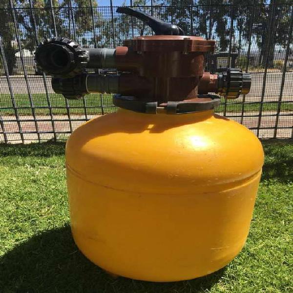Filtro vulcano vc 30 r sin carga filtrante
