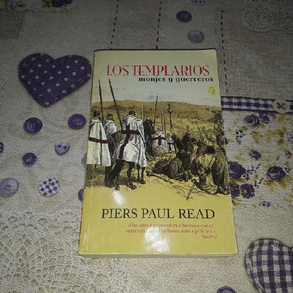 Los templarios, monjes y guerreros de paul piers read