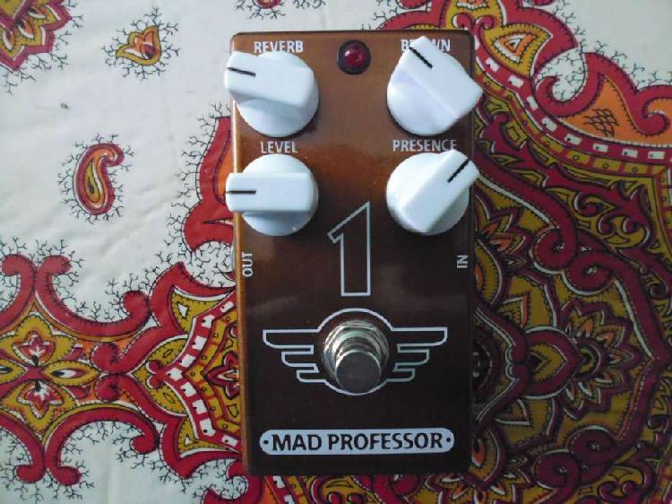 Vendo pedal para guitarra electrica