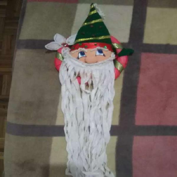 Colgantes navideños para puerta