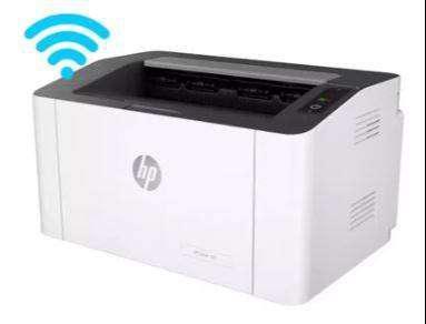 Impresora laser nueva hp 107w con wifi (valor recarga $500