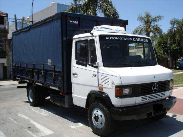 Mercedes benz 710 2000