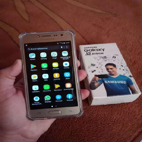 Samsung j2 prime libre de fabrica impecable