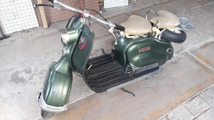 Siambretta 150 ld 1958, super original