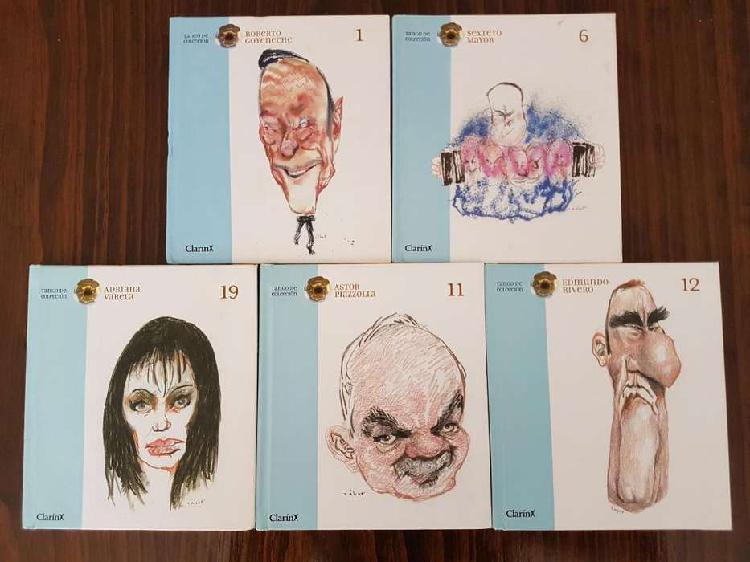 Tango de colección lote 5 cds