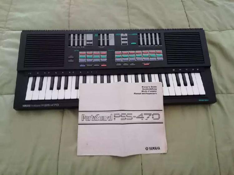 Yamaha pss-470 portasound