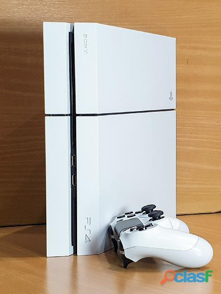 Sony Playstation 4 Fat 500 Gb con *4 Juegos*, 2 Joysticks Y ¡¡ENVIO GRATIS!! 1