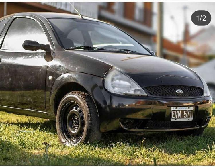 Ford ka mp3 2005 1.6 aire y dirección. 109.000 km