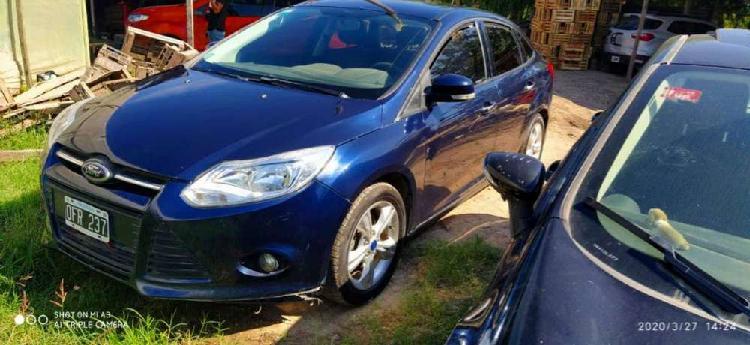 Ford focus full modelo 2014