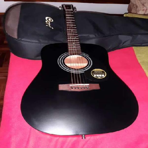 Guitarra acústica cort bk 810 nueva a estrenar