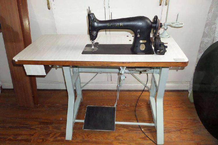 Maquina de coser singer 31k15 recta industrial
