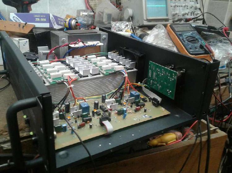 Servicio tecnico en audio y parlantes
