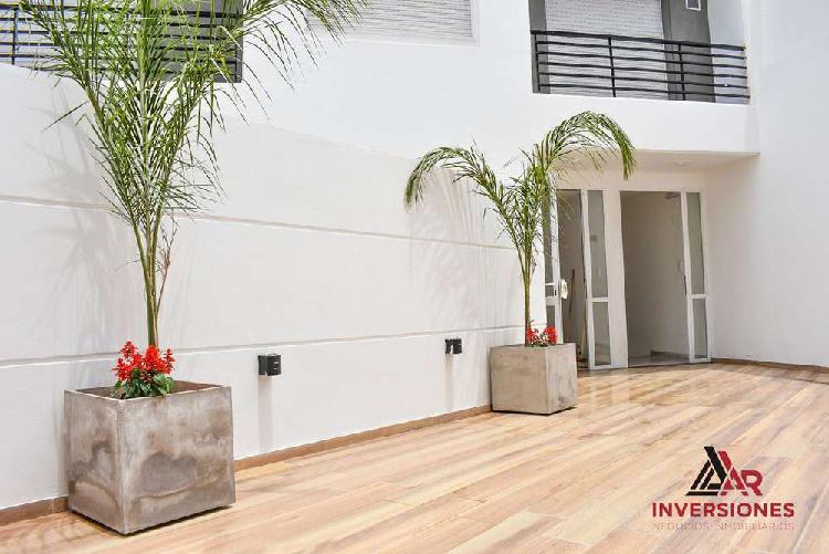 Venta - monoambiente con balcon - entrega inmediata a