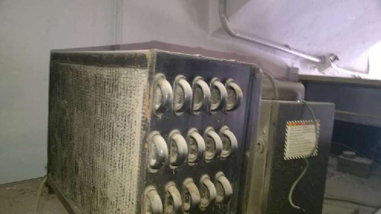 Motor heladera carnicera o camara de frio kit evaporadora 2