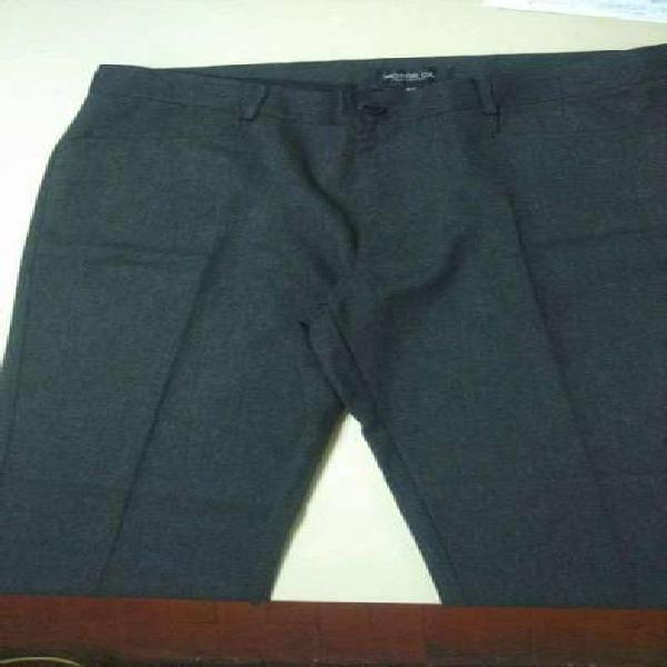 Caseros) pantalon de vestir invierno hombre pinzado motor