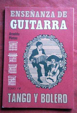 Enseñanza de guitarra arnoldo pintos tangos y boleros