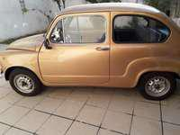 Fiat 600 s 1979 motor 850 cc