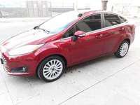 Ford fiesta kinetic design 1.6 sedan titanium 120cv 2017