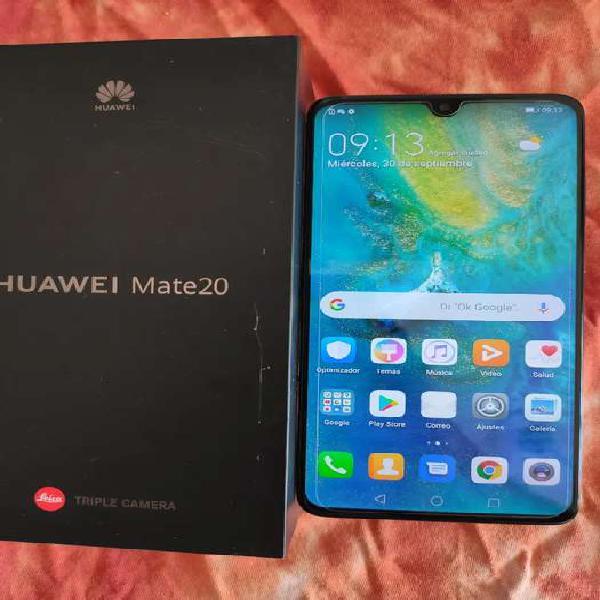 Huawei mate 20 libre