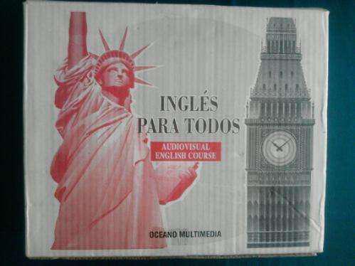 Inglés para todos.audiovisual english course.editorial