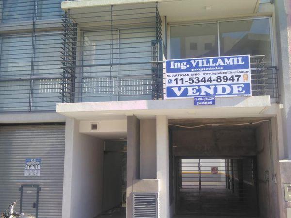 Lacarra 363 - local en venta en velez sarsfield, capital