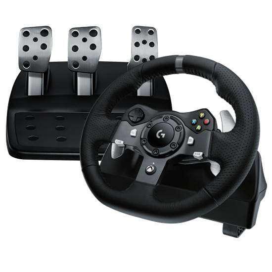 Logitech g920 - volante pc