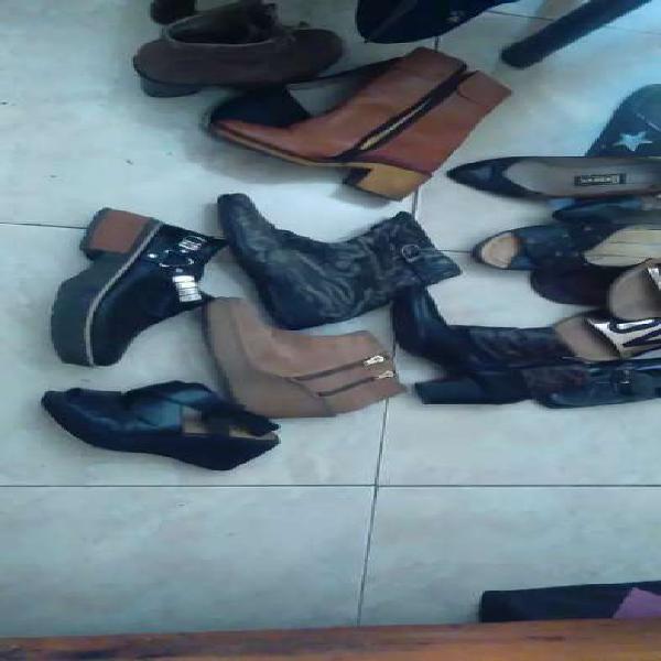 Sandalias zapatos botitas ojotas zapatillas