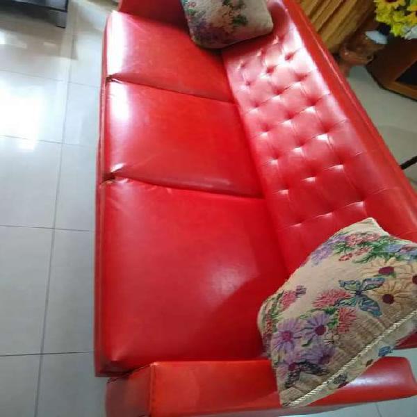 Sofa cama vintage, año 1970