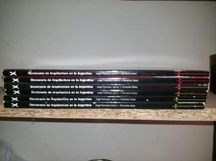 Unica coleccion diccionario arquitectura