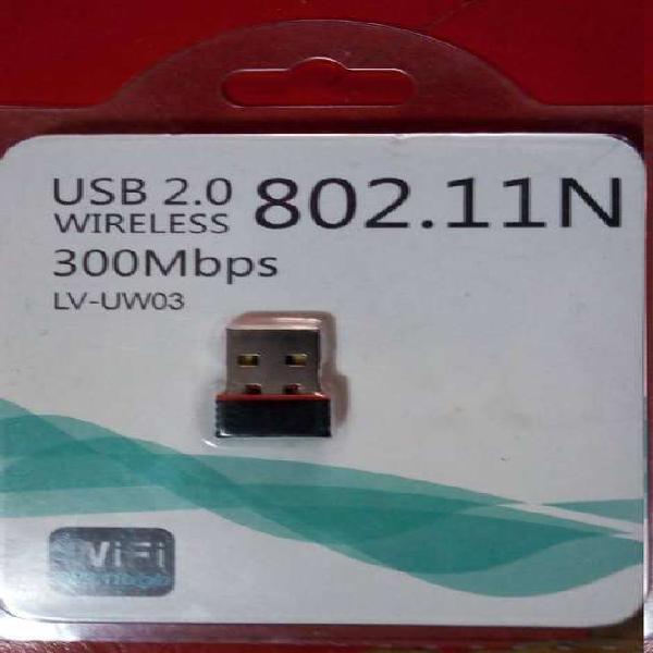 Antena wifi usb 300mbps
