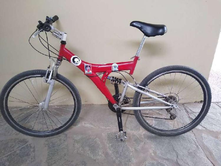 Bicicleta mountain bike rodado 26 en perfecto estado.