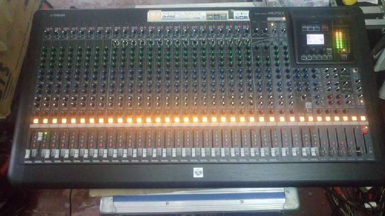 Consola de sonido yamaha modelo: mgp 32x (ultimo modelo)